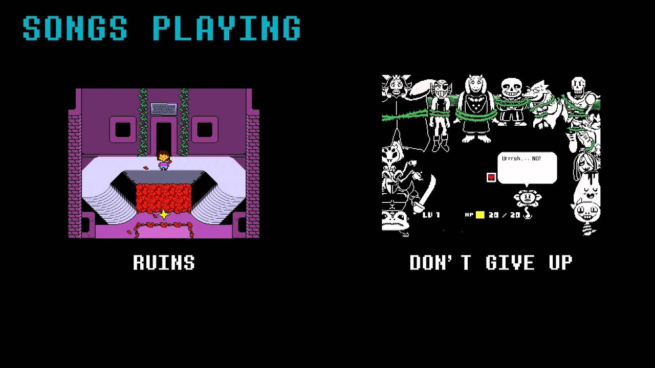 undertale the musical download