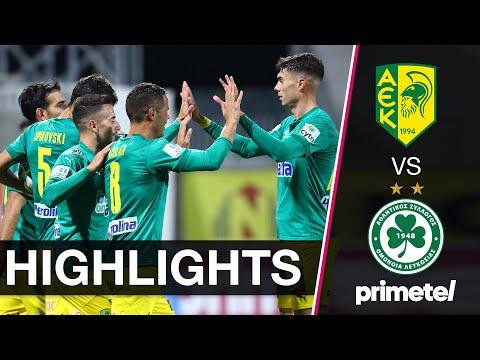 AEK Larnaca Omonia Goals And Highlights