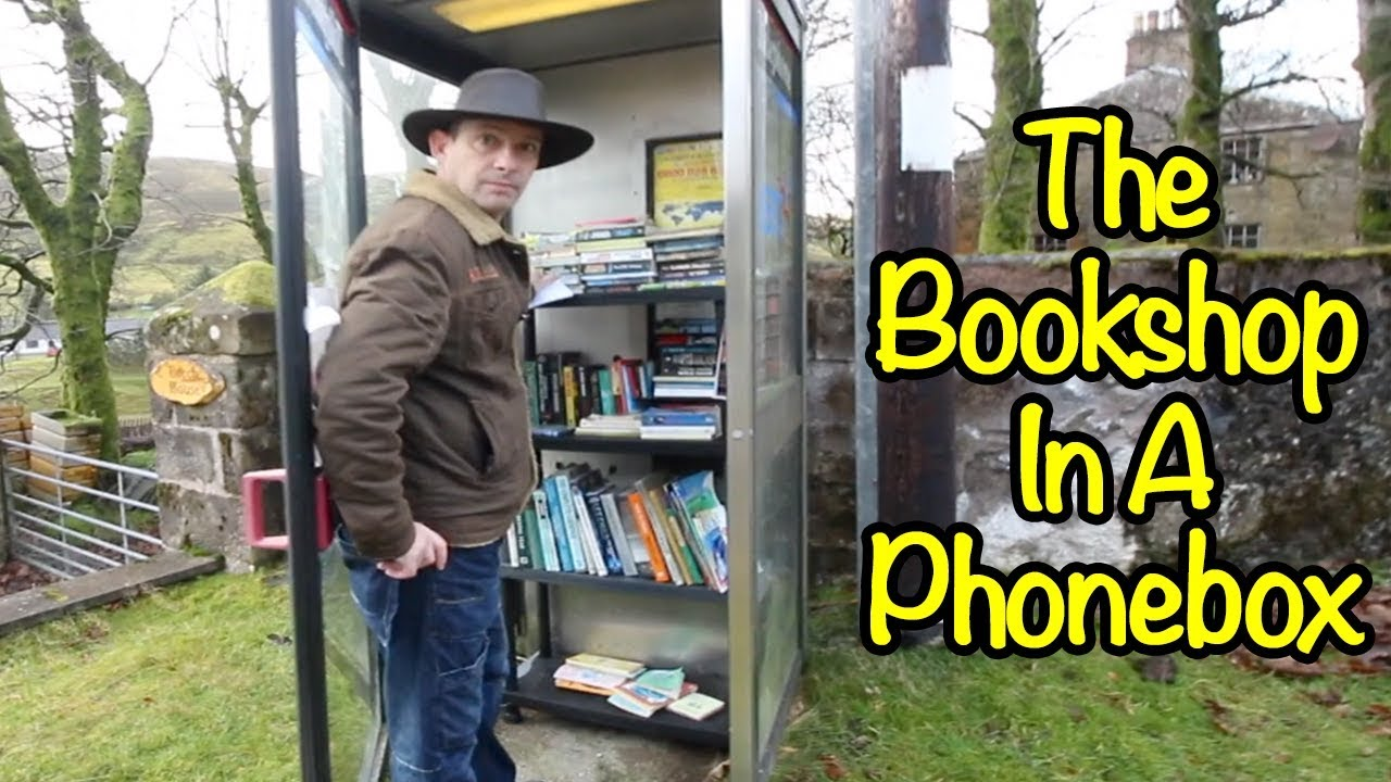Is This The Worlds Smallest Book Shop?