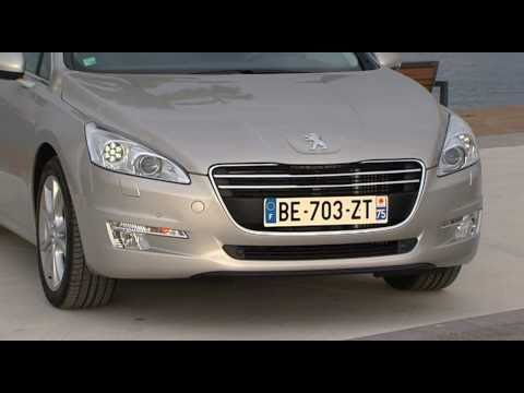 Peugeot 508 Berline New Video Non-Commercial