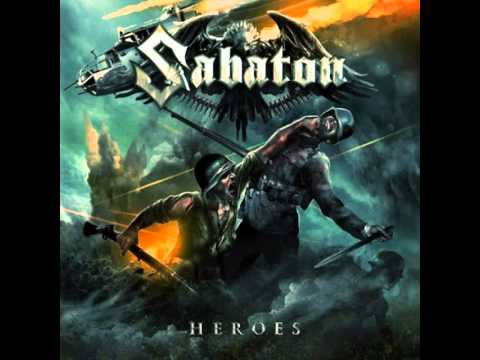 Sabaton - Out Of Control