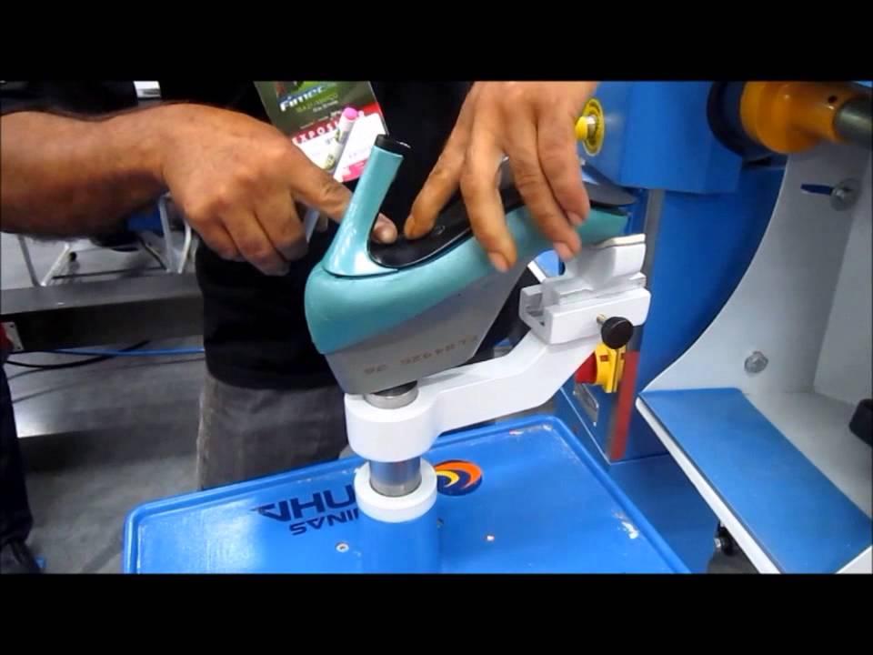 ca4f1a3ea Fabricação de Sapatos Femininos na Fábrica Conceito - YouTube