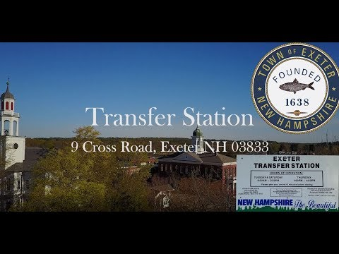 Exeter NH Transfer Station