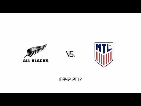One Nation VS. All Blacks – May 2, 2017
