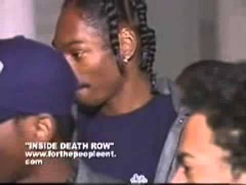 TUPAC TALKS BIGGIE BEEF AND SHOOTING IN LOST INTERVIEW   !!!!