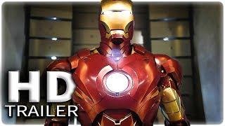 BLACK PANTHER: Iron Man Trailer (2018) Marvel