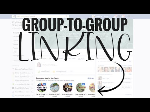 How to Link Facebook Groups to Your Group