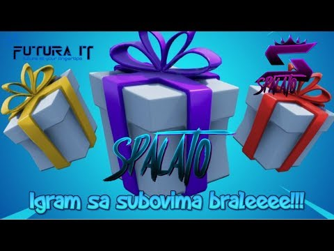 Igramo Custom mečeve!!!!!!!!! - #Fortnite  #Balkan #Live - Cilj 6700 subova #496 thumbnail