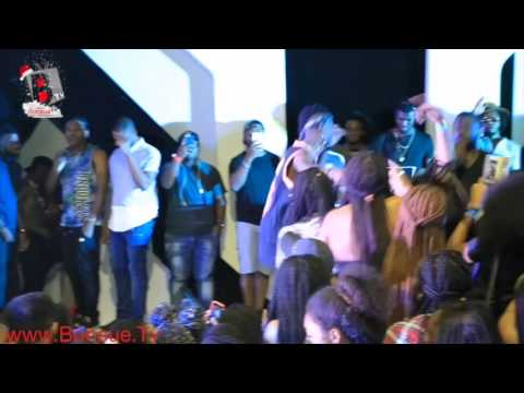 Download Video: Lil KESH and VIKTOH entertain their fans at the DRB CONCERT LAGOS