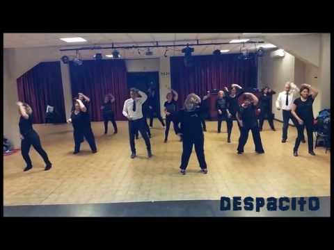 Despacito ballo di gruppo 2017
