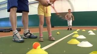Детский теннис  от трех лет  в Черноморской Академии Тенниса