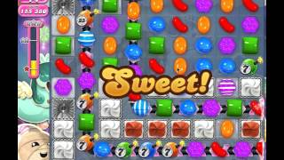 Candy Crush Level 1407 (no boosters)
