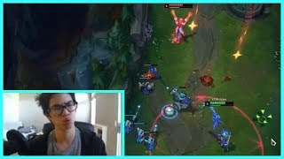 You won't Expect This Caitlyn Play - Best of LoL Streams #531 thumbnail