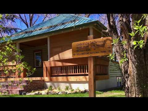Cabin On Montana - A Bozeman Montana Vacation Rental