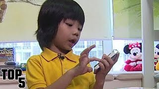 Top 5 Smartest Kids In The World Video