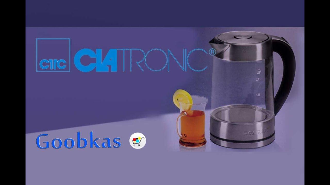 Чайник Clatronic