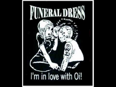 Funeral Dress - I'm in love with riot girl
