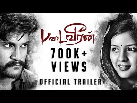 Padaiveeran - Official Trailer | Vijay Yesudas, Bharathiraja, Amritha | Karthik Raja | Dhana