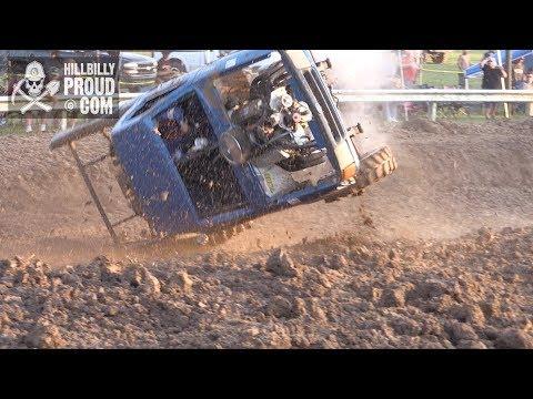 Jackson Co Jr Fair Mud Bog July 26, 2019