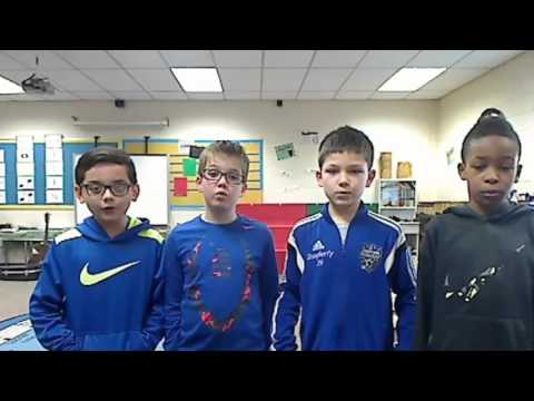 Child 4 Child - We Are One (Chorus by Chase, Matthew, Chandler, Tyler, United States)