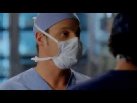 Grey's Anatomy SEASON 7 - deleted scenes #9 - ( Derek and Alex )