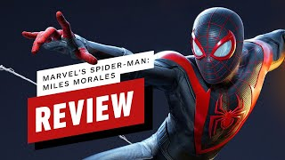 Marvel's Spider-Man: Miles Morales Review (Video Game Video Review)