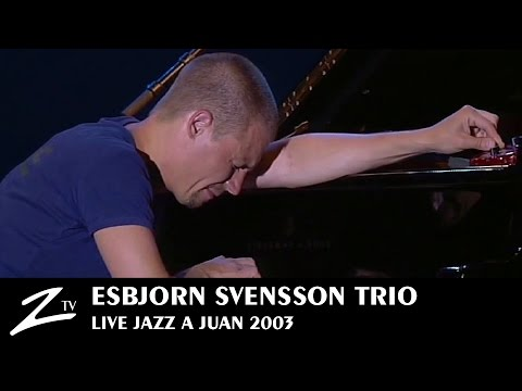 Esbjorn Svensson Trio  - Behind The Yashmak, Car Crash, Dodge The Dodo - LIVE