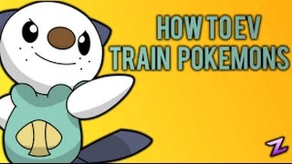 Roblox Project pokemon. How to EV train and IV train, get fast xp and money.