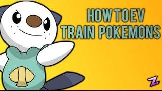 Roblox Projet pokemon. Comment EV train et IV train, obtenir xp rapide et de l'argent.
