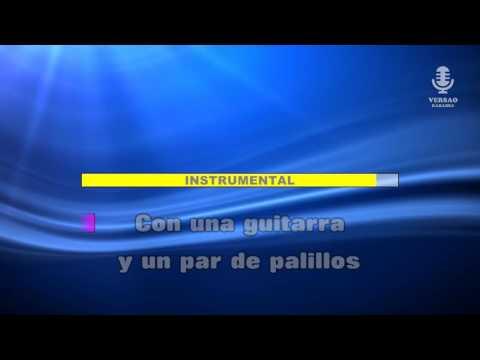 ♫ Karaoke PASODOBLE TE QUIERO - Pimpinela