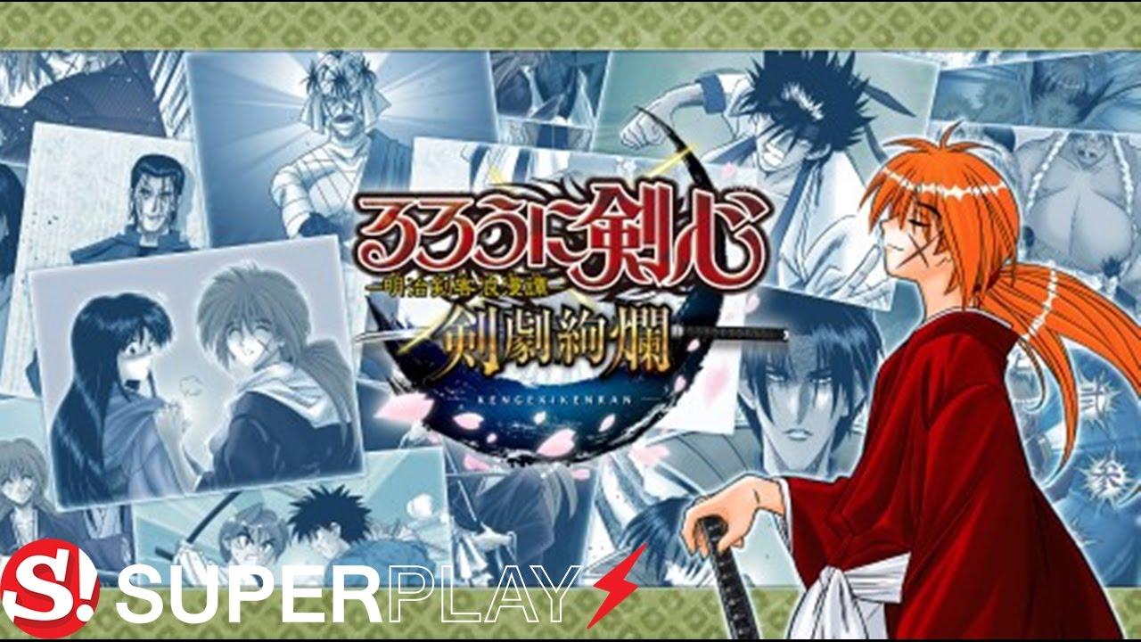 Rurouni Kenshin: Kengekikenran – Quick look at new mobile slasher
