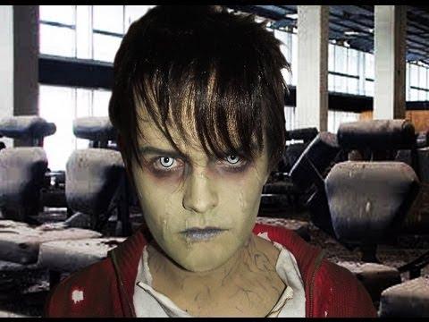R Zombie - Warm Bodies - Makeup Tutorial!
