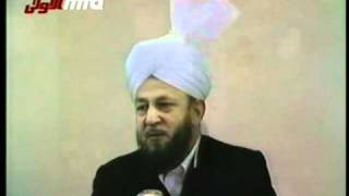 (Urdu) Pure Unity of God and Salat required to become friend of God, Friday Sermon 22 Nov 1985