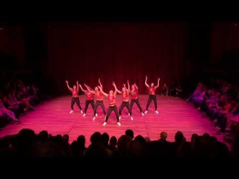 Latin Dance Night 2018 Afro Dance & Kuduro by Tresor TDC