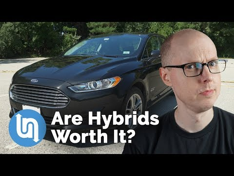 Are Hybrid Cars Worth It: Ford Fusion Energi Review