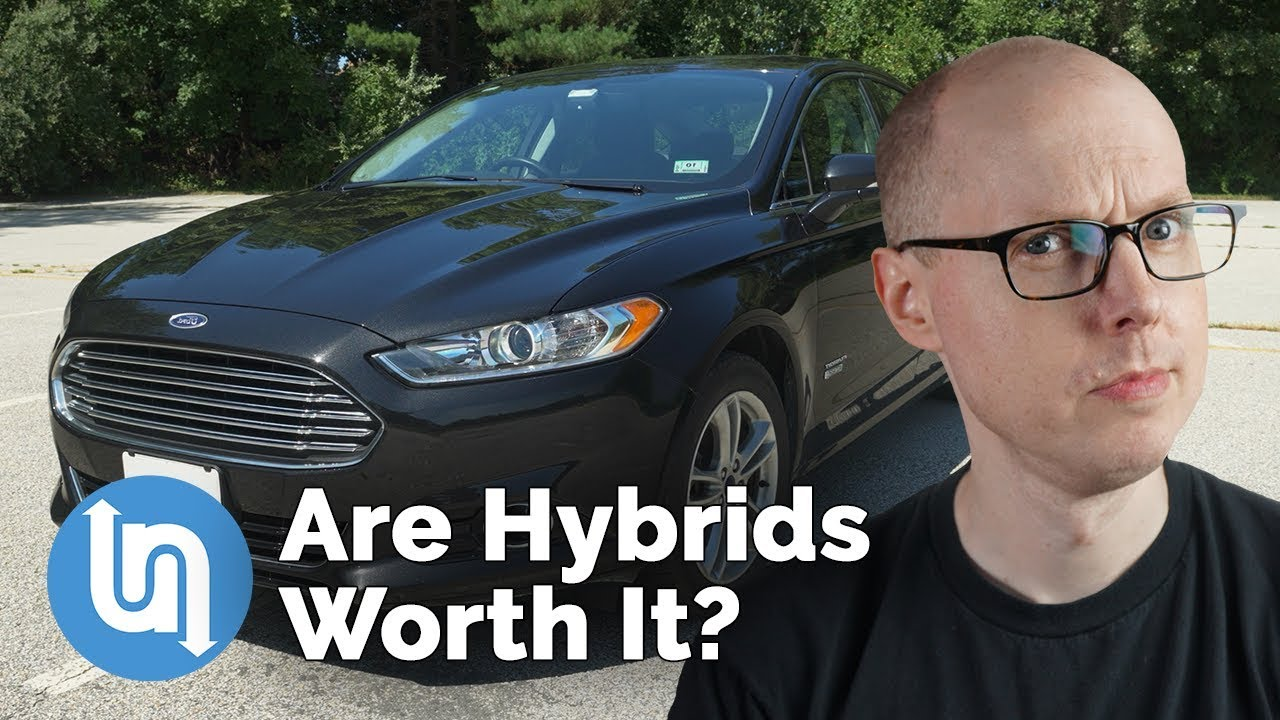 Are Hybrid Cars Worth It Ford Fusion Energi Review
