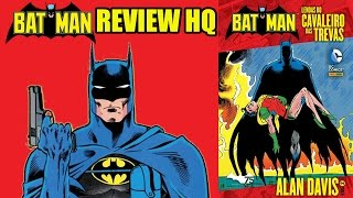 Review [quadrinhos]: Batman Lendas do Cavaleiro das Trevas 2 - Alan Davis