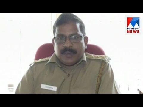 Blocking ambulance issue; driver