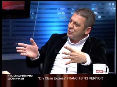 Franchising Dünyası - Dry Clean Express (17-05-2013)