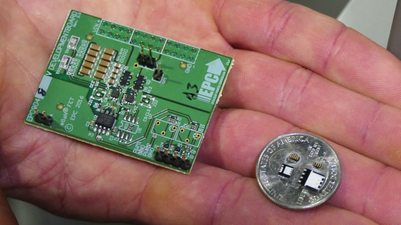 Gan Fet Vs Mosfet 150 V 12 Dc Conversion Youtube Tutorial Circuits Field Effect Transistor