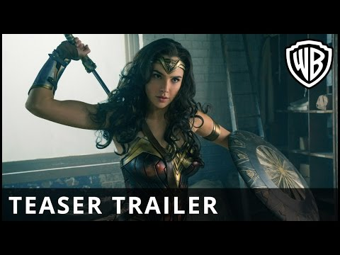 Wonder Woman - Teaser trailer italiano | HD