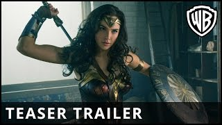 Wonder Woman - Teaser trailer italiano | HD