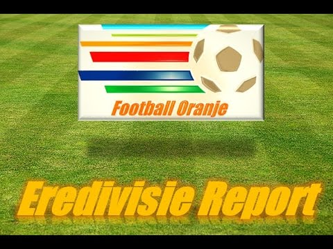 Eredivisie report - week 18 - all the action, best goals and table