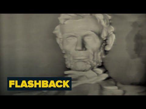 The Lincoln Memorial's History | Flashback | NBC News