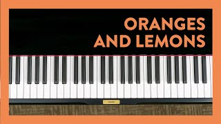 Oranges and Lemons - Piano Lesson 59 - Hoffman Academy