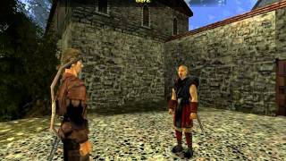 Gothic II Gold - Gameplay #12: Visiting The Monastery [PC]
