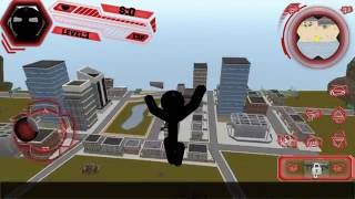 Stickman Theft Auto / Android Gameplay HD