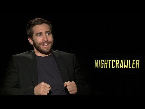 Jake Gyllenhaal- Nightcrawler y Tonterías en YouTube (Subtitulado en Español)