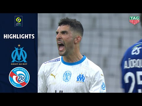 Marseille Strasbourg Goals And Highlights