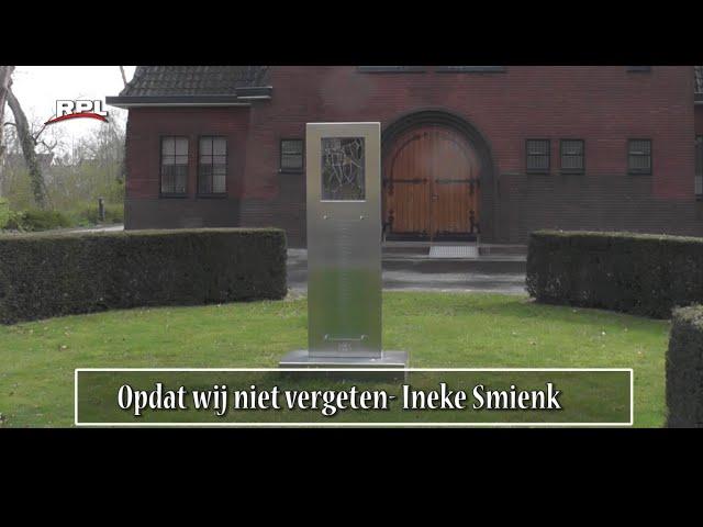 Beelden in Woerden - Oorlogsmonument begraafplaats Meeuwenlaan